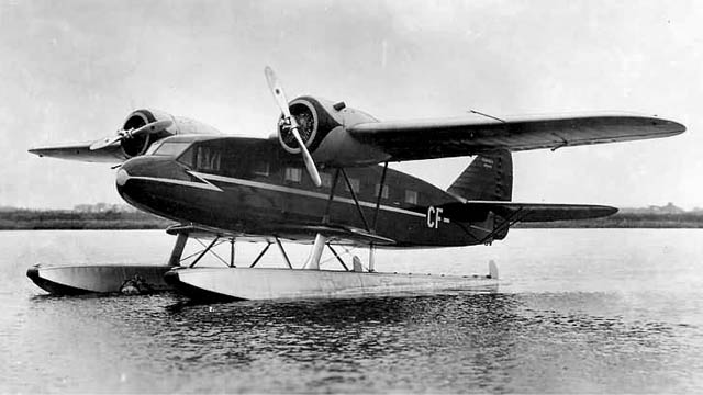 Fairchild 45-80 Sekani