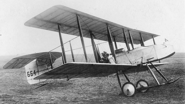 Intro Vickers F.B.5 Gunbus