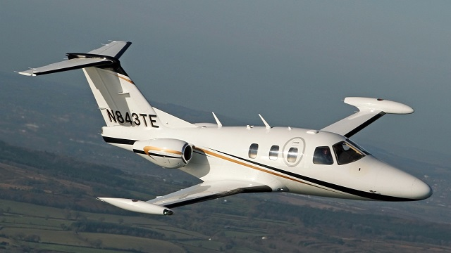Eclipse Aviation Eclipse 500 (Archiv: Robert