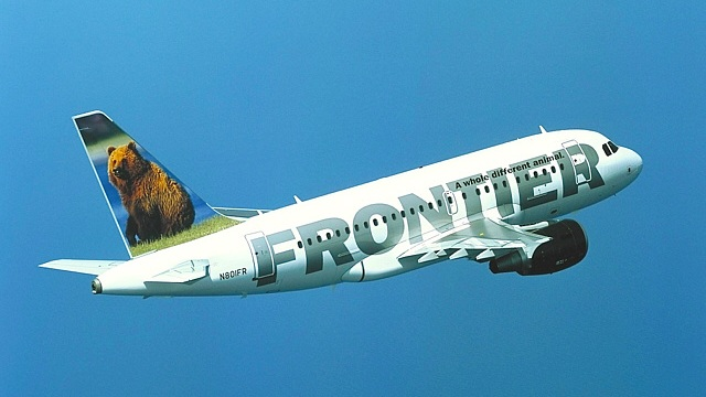 Airbus A319 Frontier Airlines
