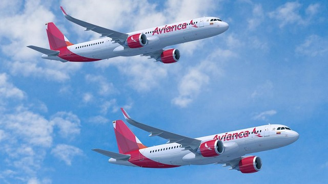 A320neo and A321neo Avianca