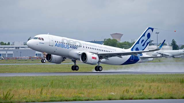 Airbus A320neo CFM International LEAP-1A