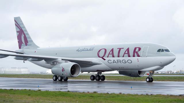 Qatar Airways Airbus A330F
