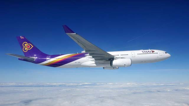 Airbus A330-300 Thai Airways