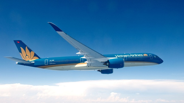 Airbus A350-900 Vietnam Airlines