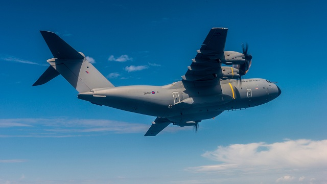 A400M Royal Air Force