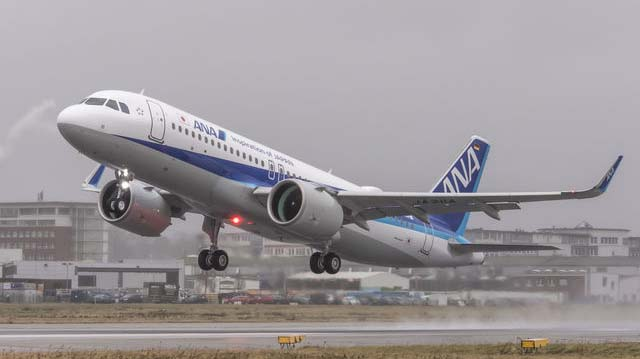 All Nippon Airways A320neo