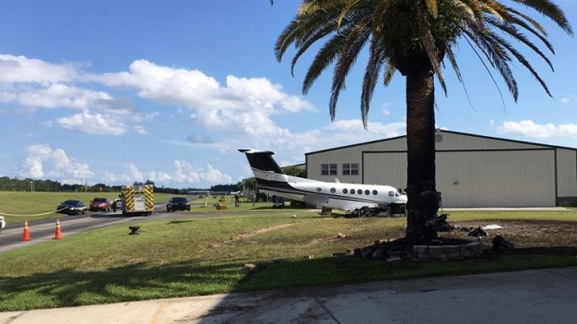 Beechcraft 200 Super King Air Crash