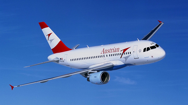 Austrian Airlines Airbus A32