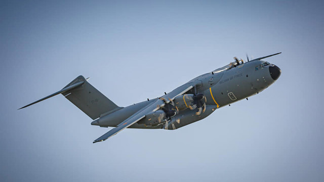 Belgium Air Force 2. Airbus A400M