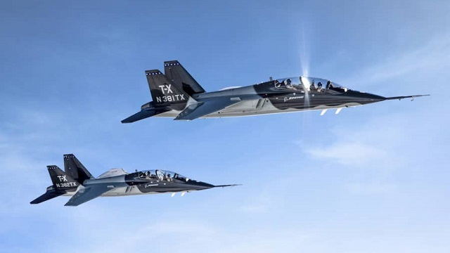 Boeing T-X Trainer Aircraft