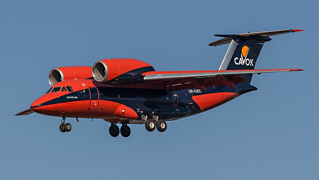 Antonov 74 Cavok Air