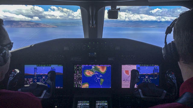 Cessna Citation Latitude Hawaii