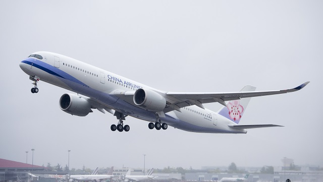 China Airlines erster Airbus A350-900