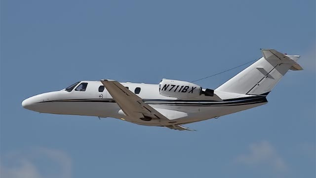 Cessna Citation CJ1 N711BX