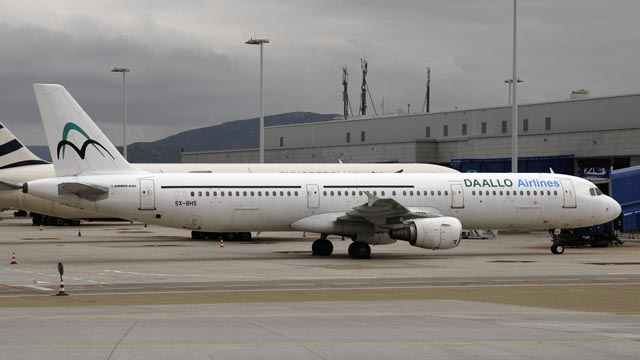 Daallo Airlines A321