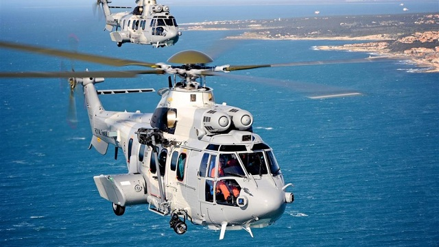 Airbus Helicopters EC725