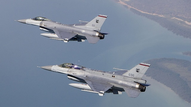 Singapore Air Force F-16