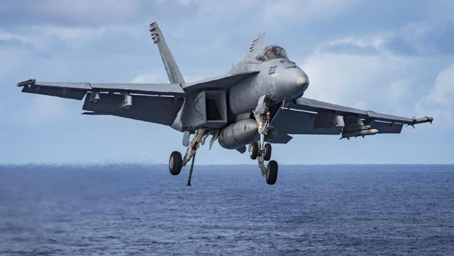 F/A-18E Super Hornet US Navy