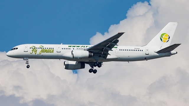 Fly Jamaica Airways Boeing 757-200