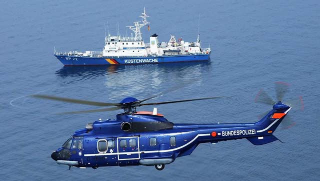 Airbus Helicopters H215 Bundespolizei