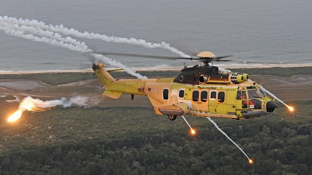 H225M Caracal (Foto: Airbus Helicopters)