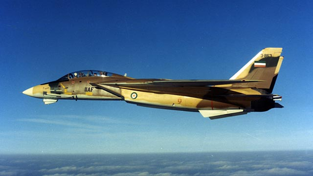 Grumman F-14 Tomcat Iran Air Force