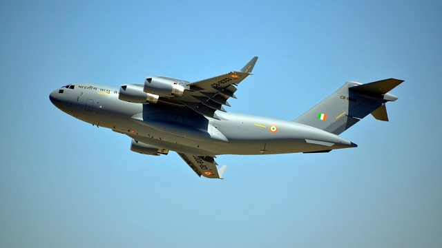 Indian Air Force Boeing C-17 Globemaster III
