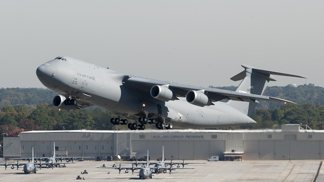 Lockheed Martin C-5M Super Galaxy