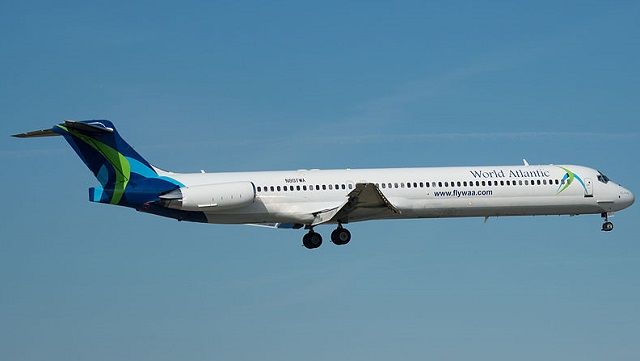 MD-83 World Atlantic Airlines