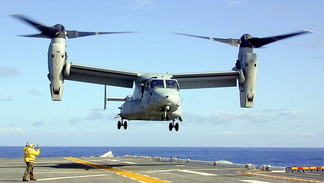 MV-22 Osprey US Navy