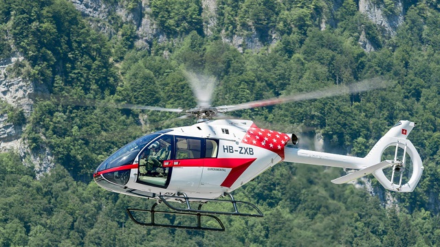 Marenco Swisshelicopter SH09