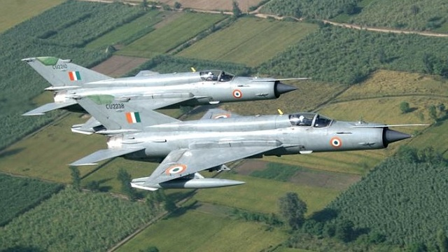 MiG-21 Indian Air Force