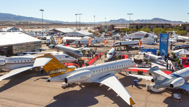 NBAA BACE Static Display