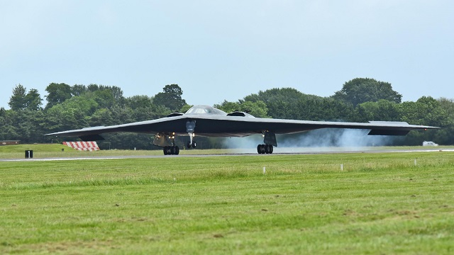 B-2 Spirit Royal Air Force Fairford