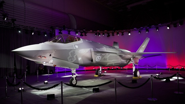 Roll-out F-35A Norway