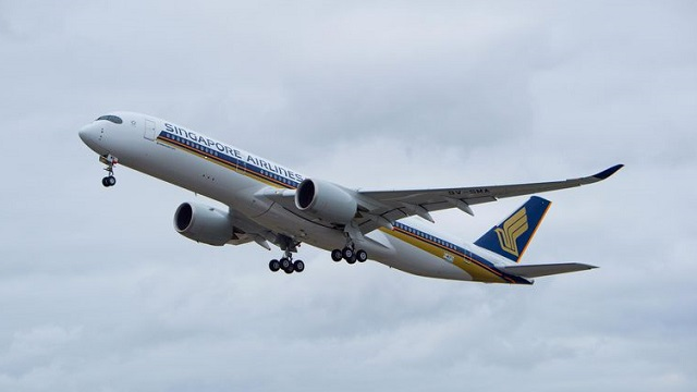 Singapore Airlines A350-900