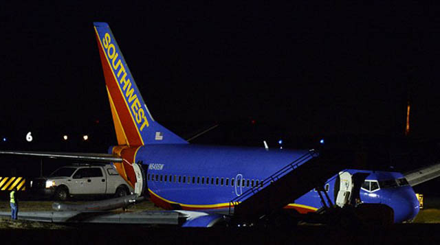 Southwest Incident