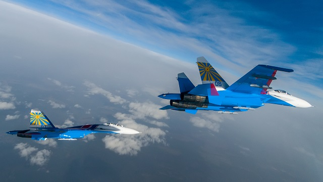 Su-27 The Russian Knights