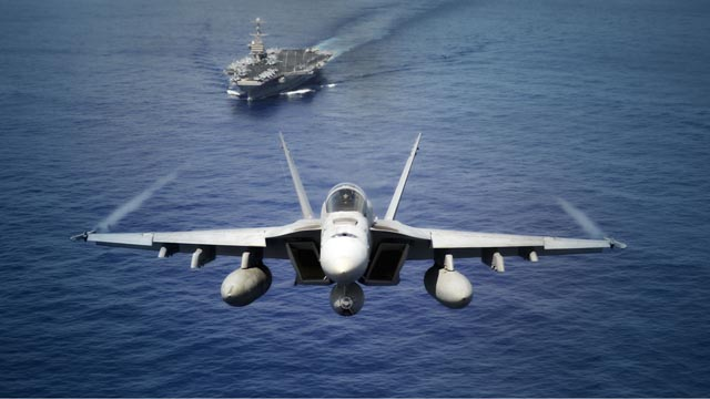 Super Hornet US Navy