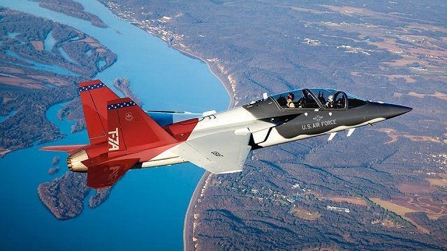 T-7A Red Hawk Trainer