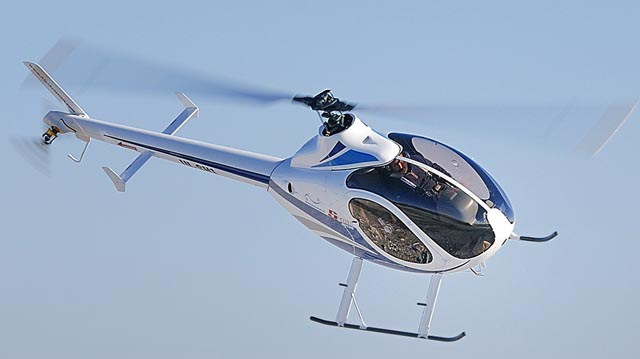 Ultraleicht Helikopter AH130 Syton