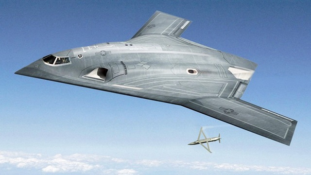 USAF New Bomber Concept