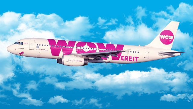 WOW Air Airbus