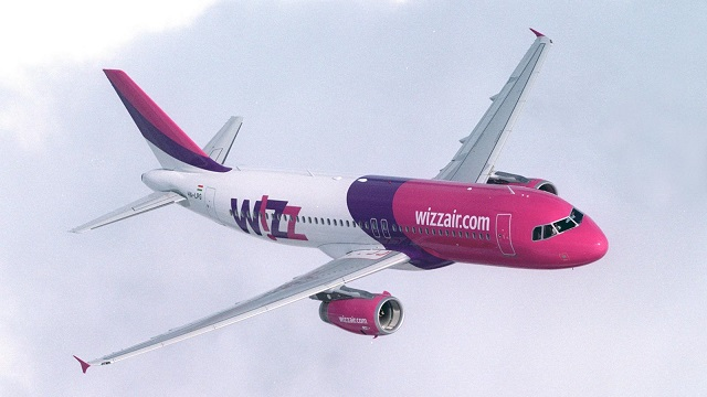 Wizz Air Airbus