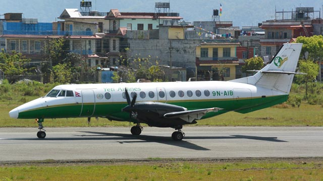 Yeti Airlines Jetstream 41