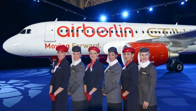 airberlin Etihad Airways