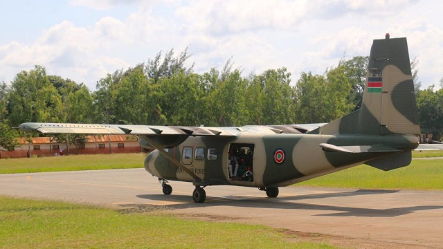 Kenya Air Force  Harbin Y-12