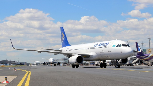 Air Astana Airbus A320