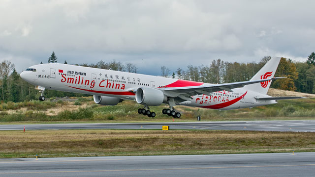 Air China Boeing 777-300ER